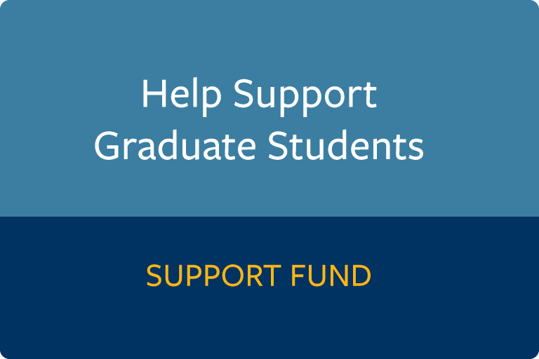 Help Support Graduate Students (links to donation page)