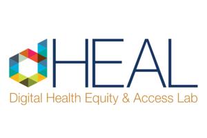 dHEAL logo
