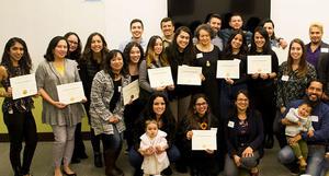 LCOE Stipend Recipients